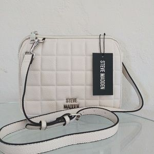 NWT STEVE MADDEN BRENEE  CROSSBODY BAG PURSE